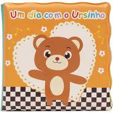 Livro de banho Ursinho - Buba