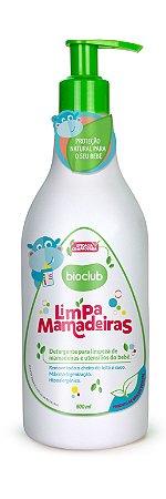 Detergente Para Mamadeiras e Utensílios de Bebê 500 ml - Bioclub