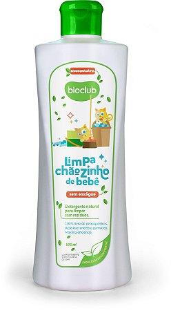 Limpeza de Chão Concentrado 500 ml - Bioclub Baby