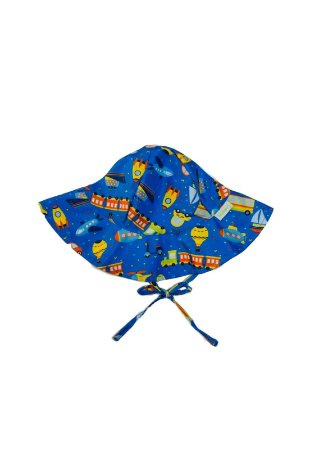 Chapéu de Banho Infantil com FPS 50+ Toy - Ecoeplay