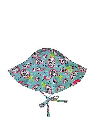 Chapéu de Banho Infantil Com FPS 50+ Pitaya - Ecoeplay