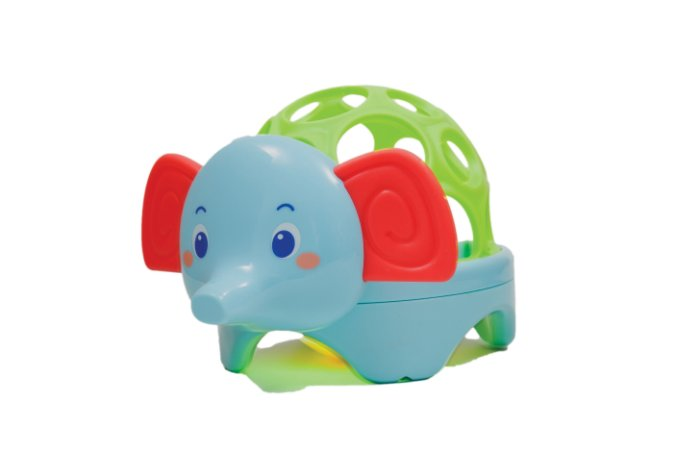 Baby Animal Com Luz Elefante - Buba Baby