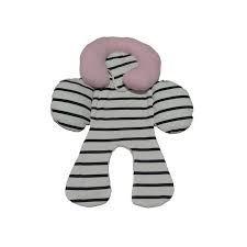 Redutor de Bebê Conforto Anjinho Rosa - Colo de Mãe