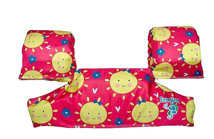 Bóia Colete Infantil Salva Vidas Solzinho - Ecoeplay