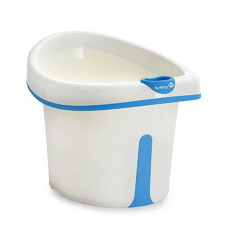 Banheira Bubbles Para Crianças de 1 a 3 anos Azul - Safety