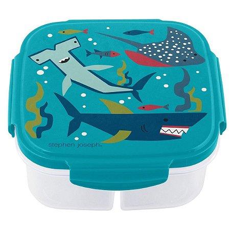 Pote Com Compressa de Gelo Tubarão - Stephen Joseph