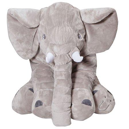 Almofada Elefante Buguinha 60 cm- Bugababy