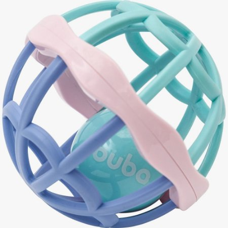 Baby Ball Cute Colors Rosa e Lílás - Buba