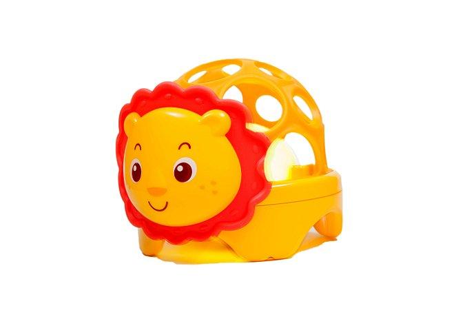 Baby Animal Com Luz Leão- Buba Baby