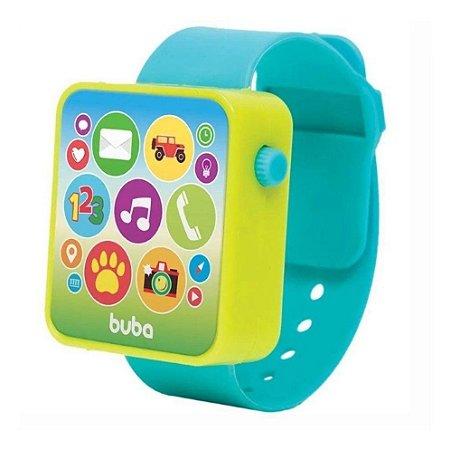 Relógio Musical Watch Azul - Buba