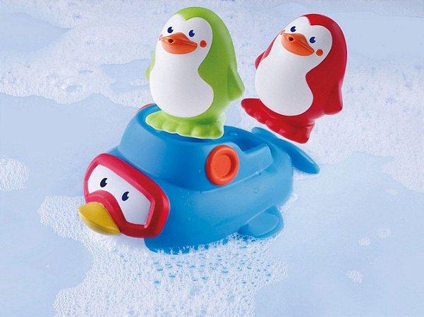 Brinquedo de Banho Pinguins - Infantino