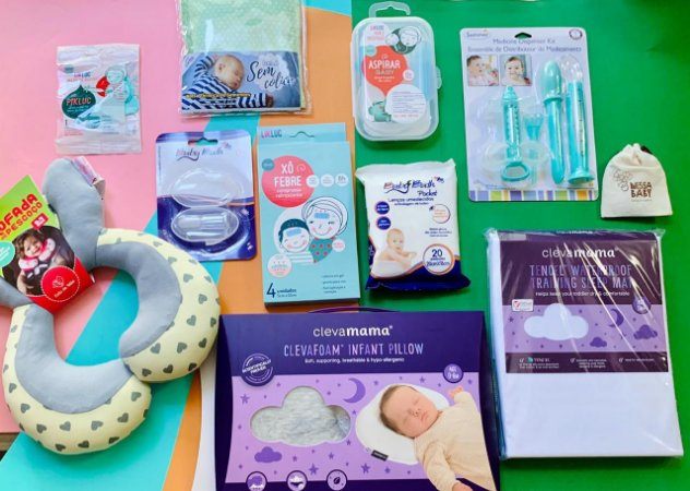 Kit Recém Nascido Premium II