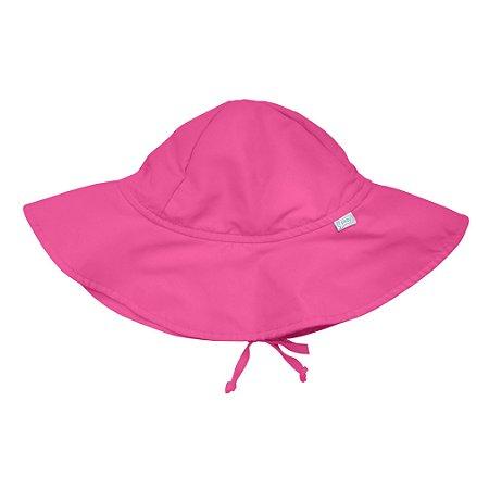 Chapéu de Banho Infantil Com FPS 50+ Pink - Iplay