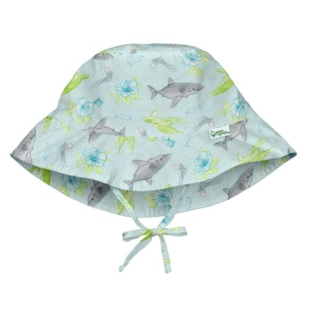 Chapéu de Banho Infantil Tubarão Havaí - Iplay