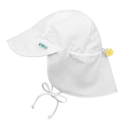Chapéu de Banho Infantil Australiano Branco - Iplay