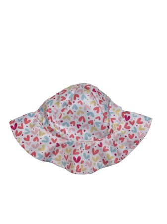 Chapéu de Banho Infantil Com FPS 50+ Amor - Ecoeplay