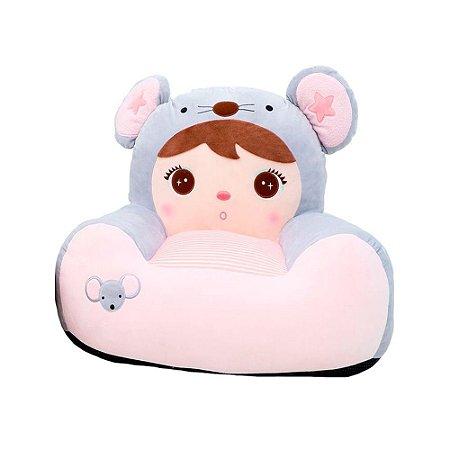 Mini Soft Sofá Infantil Metoo Ratinha - Metoo