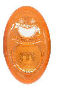 Repelente Eletrônico Portátil Ultrassônico Laranja - Girotondo Baby