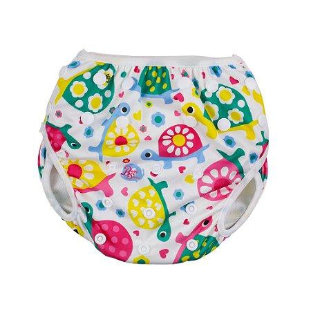 Calcinha de Banho Para Piscina e Desfralde - Comtac Kids