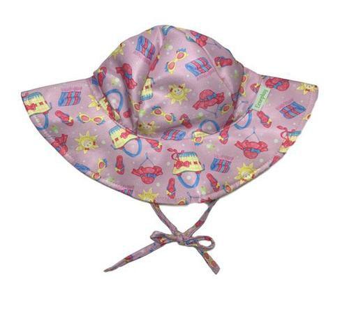 Chapéu de Banho Infantil Com FPS 50+ Summer - Ecoeplay