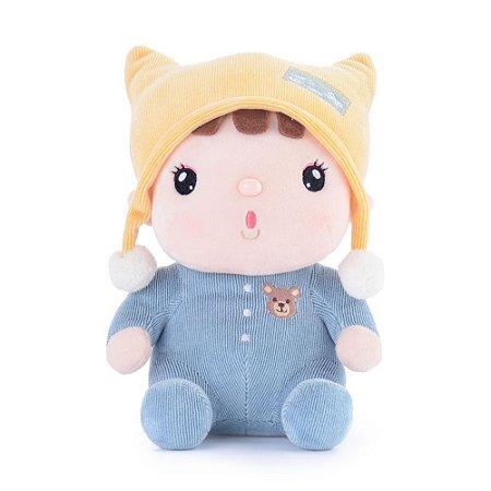 Pelúcia Sweet Candy Bebê Azul - Metoo