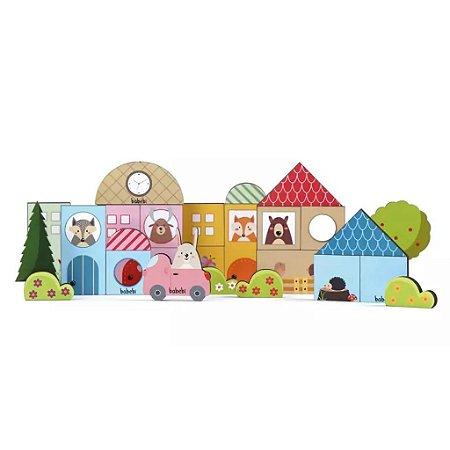Brinquedo Educativo Baby Construtor - Babebi