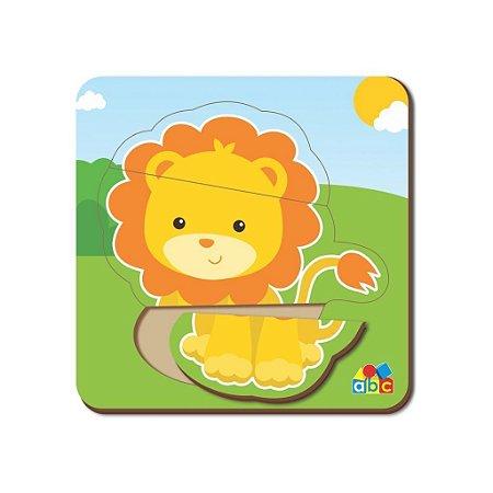 Quebra Cabeça Baby Leão - Babebi