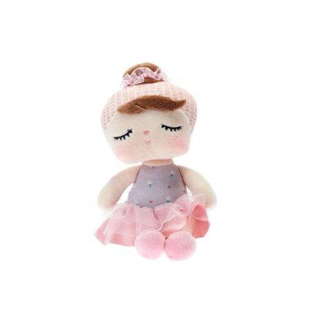 Mini Boneca Metoo Ângela Lai Ballet Rosa 20 cm - Metoo