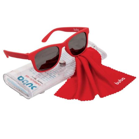 Óculos de Sol Baby Vermelho - Buba