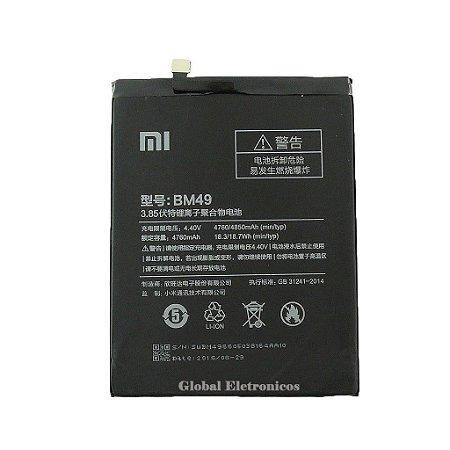 Bateria Xiaomi Mi Max 1 Bm49 Bm-49 Bm 49 NOVA