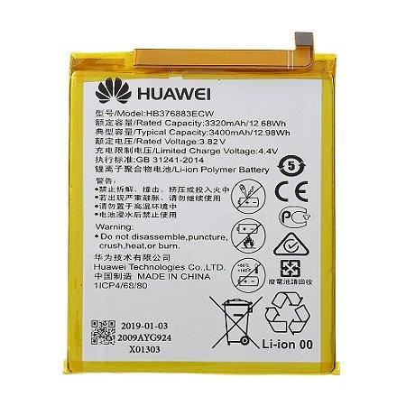 Bateria Huawei P9 Plus Hb376883ecw  3400mah Nova