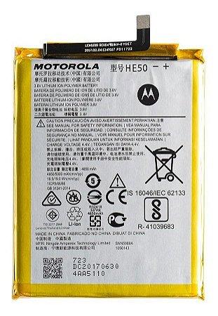 Bateria Motorola Moto E4 Plus He50 Xt1770 Xt1773 Lacrada