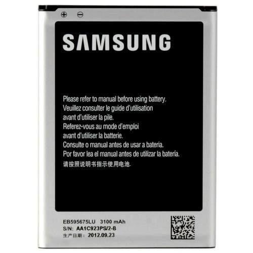 Bateria Celular  Note 2 N7100 3100mah Nova