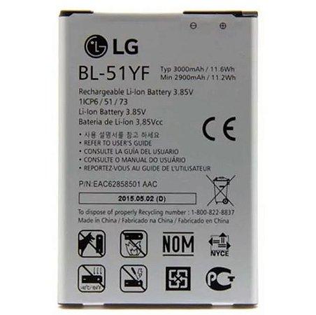 Bateria Lg G4 Bl-51yf G4 Stylus H540 H630  H815 H818