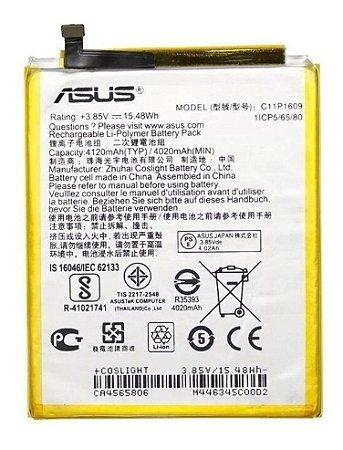 Bateria Asus Zenfone 3 Max Zc553kl 4120-4020mah Novo
