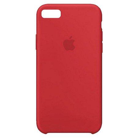 Kit 50 Capa Silicone Case iPhone 7/8 Plus