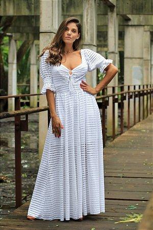 Vestido Grécia Branco
