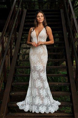 Vestido París Branco