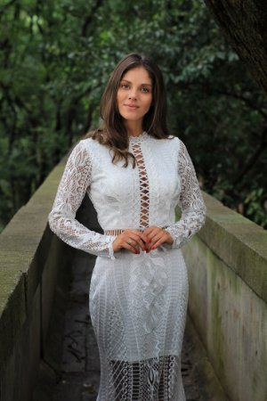 Vestido Veneza Branco