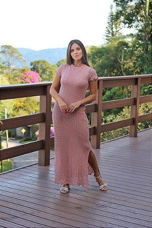 Vestido Sancho Rosé