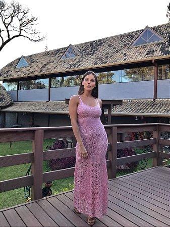 Vestido Monaco Rosé