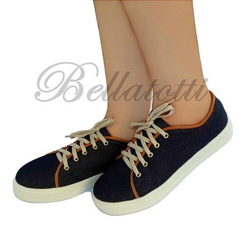 Sapatênis Bellatotti Jeans Neo