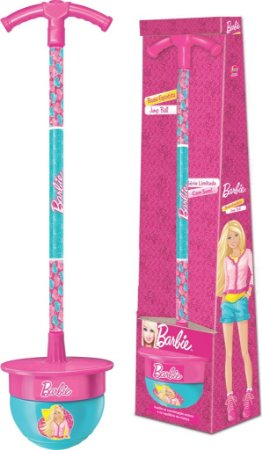 Pula-Pula Jump Ball Barbie
