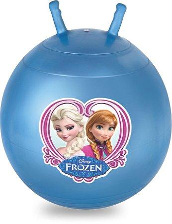 Bola Pula-Pula Azul Frozen