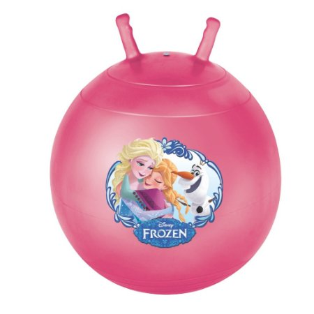 Bola Pula-Pula Rosa Frozen
