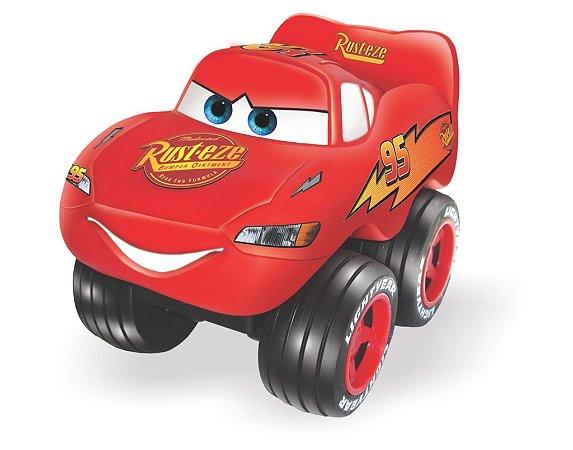 Carrinho Infantil Fofomóvel Carros Disney Relâmpago McQueen