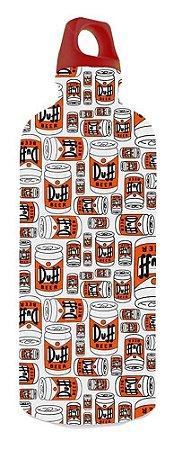 Garrafa em Alumínio Simpsons - Duff Beer (250010)