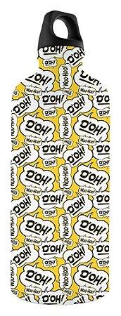 Garrafa em Alumínio Simpsons - Homer D'Oh (250009)