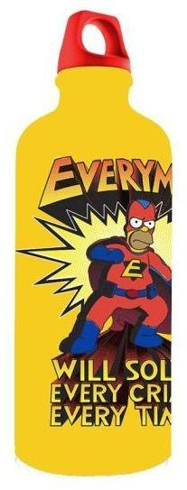 Garrafa em Alumínio Simpsons - Homer Everyman (250011)