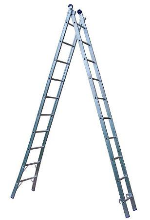 Escada Extensível 2x10